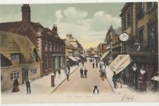 High Street Poole, F.G.O. Stuart 941 Postcard B807