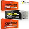 Thermo Speed Extreme + HMBolon + L-Carnitine 90/180Cap Fat Burner Weigh Loss HMB
