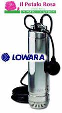 ELETTROPOMPA POMPA SOMMERSA LOWARA SCUBA SC205C HP 0,75 - 55 KW ACQUE CHIARE