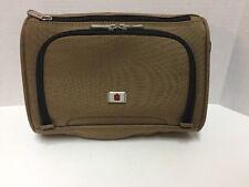 Victorinox Toiletry Kit Shaving Bag Travel Packing Accessory Brown Black