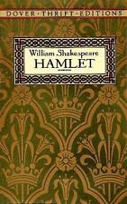 Dover Thrift Editions Ser.: Hamlet by William Shakespeare (1992, Trade Paperback, Reprint,Unabridged edition)