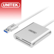Upgrade USB 3.0 Compact Flash Multi Memory Card Reader For TF SD CF MS Card 5Gbp