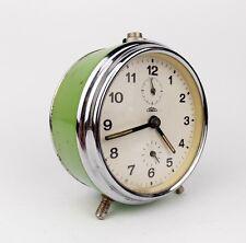 Vintage 1960s PRIM Alarm clock Czechoslovakia Retro Old Desk table watch