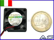 Ventola Micro 25x25mm Raffreddamento Stampanti 3D CPU Integrati