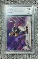2018 TOPPS TIM ANDERSON Toys Rus PURPLE #252 BCCG 10 BGS 10 PSA 10 GEM EXCLUSIVE
