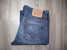 RARE levis 512 (0539) Bootcut Jeans w31 l34 bonne occasion état ds527