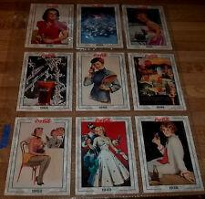 1994 COCA COLA SERIES 2 COMPLETE BASE SET OF 100-CARDS 101-200 +8 POPS