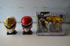 Bandai Saban's Mighty Morphin Power Rangers Red 7 White Helmet Legacy Collection