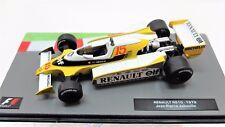 RENAULT RS10 JABOUILLE 1 43 FORMULA 1 UNO CAR CARS MODEL DIE CAST MINIATURE TOYS