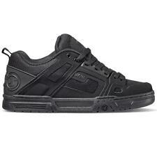 New DVS Comanche Black/Black/Black 967 Men's Skateboard Shoes