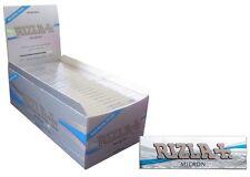 Full Box (50) Of Rizla Micron Rolling Paper Single Size