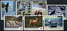 Romania 1992 SG#5478-84 Animals MNH Set #C160