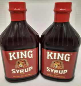 Kings  syrup Thick And Golden