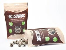 New 6x120g Dark Chocolate Coconut Covered Roasted Chickpeas Snack Nut Free Gift