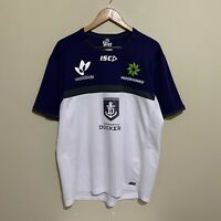 Fremantle Dockers ISC Official AFL Training Shirt Mens XL