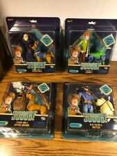 Scooby-Doo Scoob! Action Figure Toy Lot New Scooby Doo Shaggy Set 2020 Movie Tv