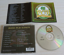 CD ALBUM IRISH PUB SONGS 18 TITRES 1999 THE CELTIC COLLECTION