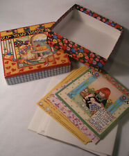 Mary Engelbreit Note Kit- (7) Seven Cards and Envelopes