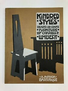 Mission Arts Crafts Charles Limbert Furniture Kindred Styles Patricia Bartinique