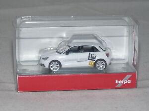 herpa 946643 Audi A1 Leonhard Weiss 1:87 NEU + OVP