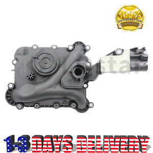 New Oil Separator Exhaust Assembly Fits AUDI S4 A6 A7 S5 Q7 A8 Q5 SQ5 3.0L