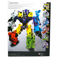 Transformer Bruticus 6in1 G1 Autobot IDW Comic Robot Car Kid Gifts Toys In Stock