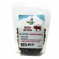 95% Beef Training Bites - 6 oz Natural Dog Chews Treats USDA & FDA Approved
