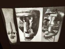 Ngere Masks: Ivory Coast African Tribal Art 35mm Slide