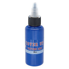 Mom's Cover Up Tattoo Ink - Blue 1 oz