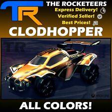 [XBOX ONE] Rocket League Every Painted CLODHOPPER Vindicator Crate Rare Wheels