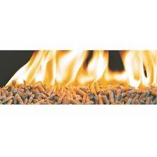 Bois Pellets - 15 kg non Liants 100% Naturel pour Chat Déchet, Stoves, Chauffage