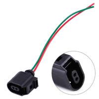 ABS Sensor Steckverbinder 2-pin für Audi A3 TT Seat Altea Octavia VW Golf Jetta