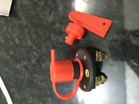 BATTERY KILL SWITCH 12 OR 24 VOLT BOAT RALLY STOCK CARS VAN OR LORRY