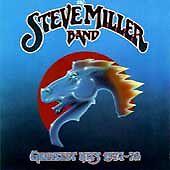 STEVE MILLER BAND Greatest Hits 1974 - 78 CD Classic Rock Blues Pop Top 40 70s