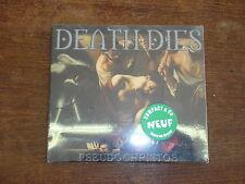 DEATH DIES Pseudochristos Digi 2 CD NEUF