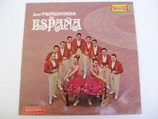 LOS TROVADORES DE ESPANA - RARE MUSIDISC LP