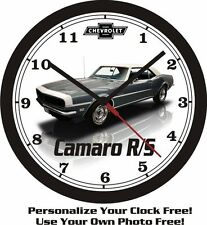 1968 CHEVROLET CAMARO RS WALL CLOCK-FREE USA SHIP!