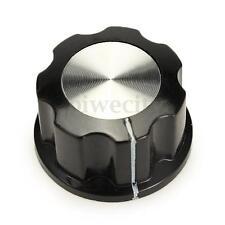 10Pcs KN-A03 Electric Bakelite Potentiometer Rotary Knob Copper Cover Speaker