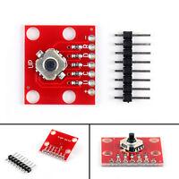 5x CJMCU 5 Way Tactile Switch Joystick Breakout Module PCB Board For Arduino UE