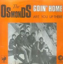 """7"""" Osmonds/Goin´ Home (Belgium)"""