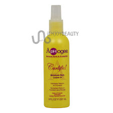 ApHogee Curlific Moisture Rich Leave-In 8oz w/ FREE Nail File