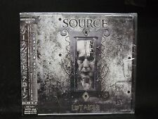 SOURCE Left Alone JAPAN CD In Flames Dismember Entombed Grave