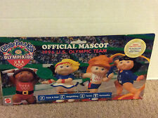 1995 Mattel Cabbage Patch Olympikids Olympic Team Official Team Mascots NIB