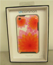 Uncommon iPod Touch 4th Gen Polycarbonate Capsule Case Floral - New In Pack