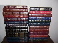 Easton Press MASTERPIECES OF FANTASY 25 vols