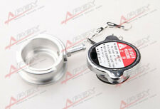"1.3 Bar Radiator Cap + Weld on Billet Aluminum Filler Neck 1 1/4"" Opening"