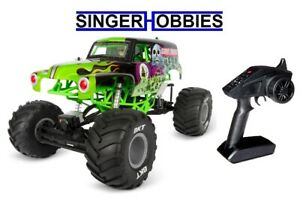 Axial 1/10 SMT10 Grave Digger 4WD RC Monster Truck Brushed RTR AXI03019 HH