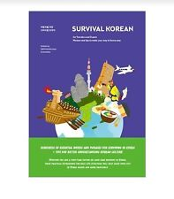 Survival Korean for Travelers Language Learn Book Talk to me in Korea Seoulistic