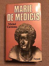 [14939-B68] Histoire Biographie - Carmona Michel - Marie de Médicis - Fayard
