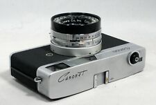 Canon Canonet Rangefinder Film Camera / Canon Lens SE f1.9 45mm / Used in Japan